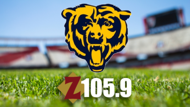 Ben Love and Blaine Viator return for the sixth straight season broadcasting Carencro High football games on Z105.9 FM. In 2020, Carencro won its first state championship in 22 years. Can the Bears repeat? -- Photo illustration by Clint Domingue