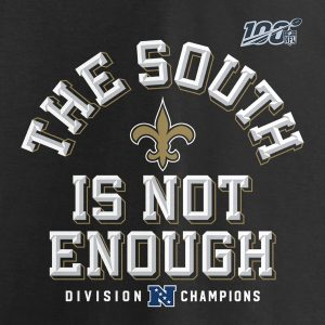 NFC South Division Championship Merch Design